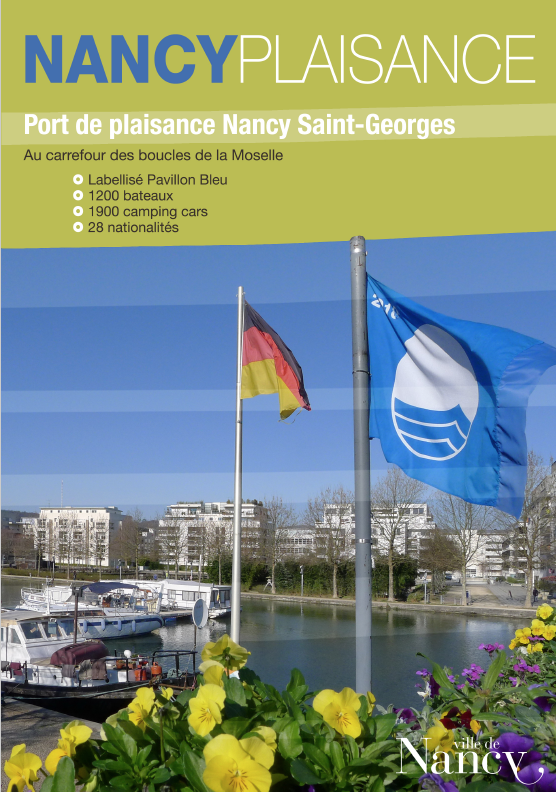 Port St Georges de Nancy Decennie pour leau