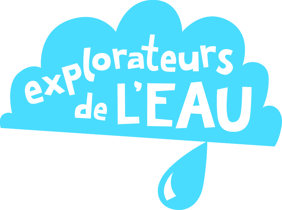 Explorateurs de leau logo